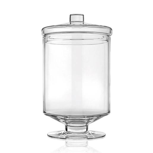 Avenue Biscotti Jar 31cm Transparent