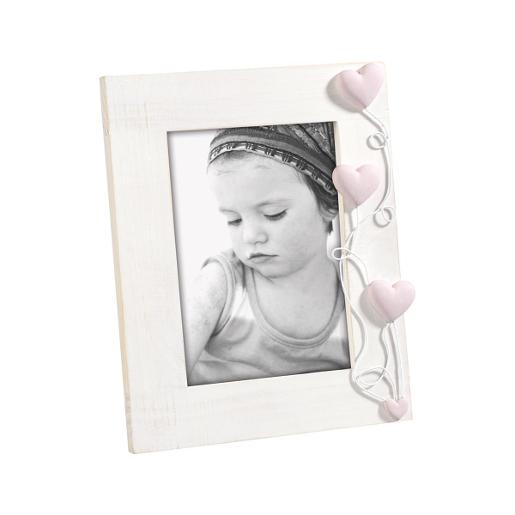 Picture Frame 13x18cm Pink