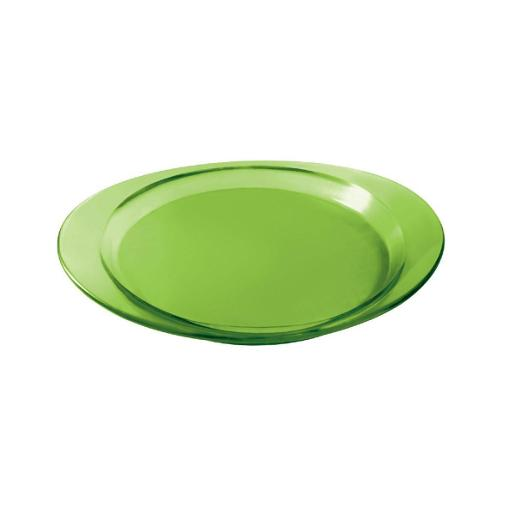 Feeling Round Serving Tray 39cm Green