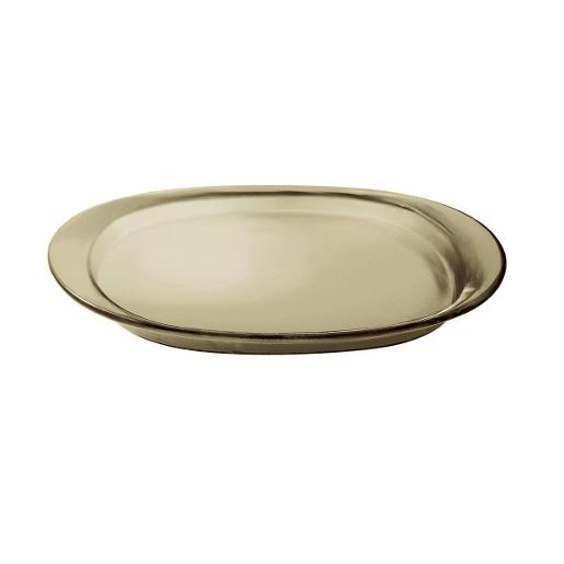 Feeling Oval Tray Sand