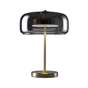 Table Lamp with Metal Structure H 33cm