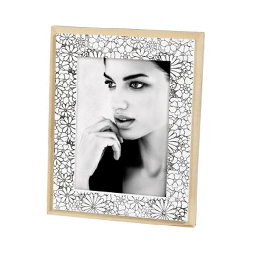 Picture Frame 13x18cm Natural Wood