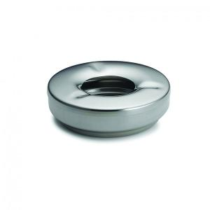 Outdoor Ashtray Dia 12.5cm Stainless Steel