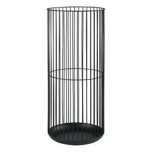 Umbrella Stand in Painted Iron Wire