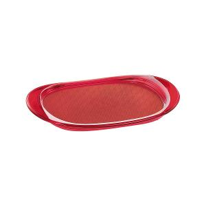 Feeling Small Tray Red