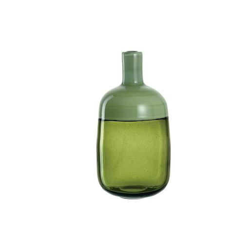 Lucente Vase Dia 30cm Light Green/Green