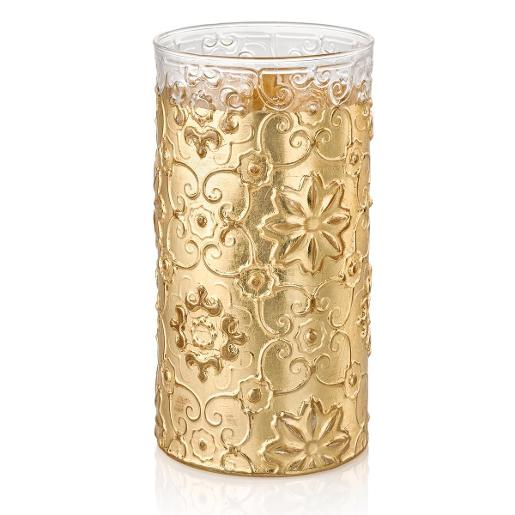 Iroko Tumbler 420ml Gold Set of 6 Pieces