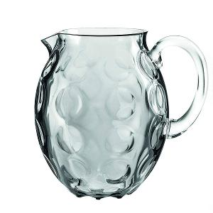 Venice Pitcher Sky Grey