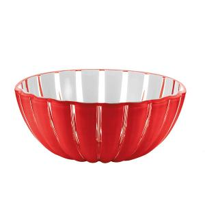 Grace Bowl Dia 25cm Red