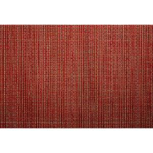 Placemat Dia 45x33cm Red Brown