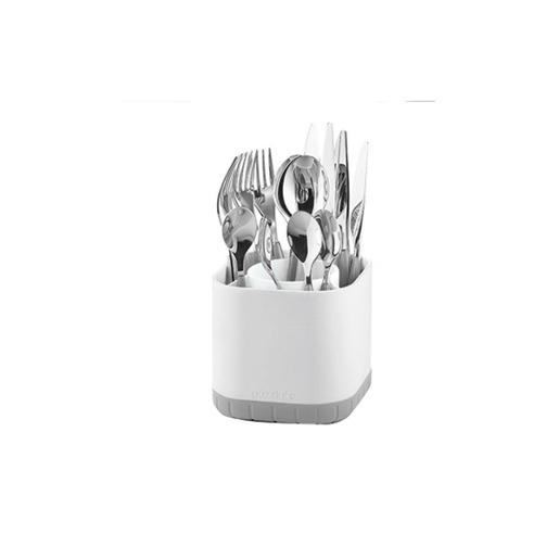 MY KITCHEN Cutlery Drainer Gray