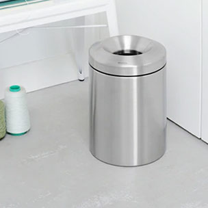Metal Waste Bins