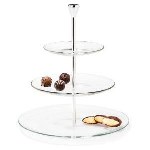 Dinner Etagere 3 Tiers Plate