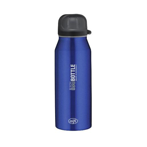 Iso Vacuum Bottle Insulted Drinks Flask 0,35 liter Pure Blue