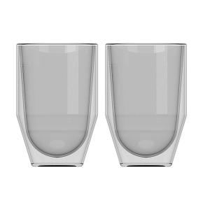 Double Glass 300ml Set of 2 Pieces