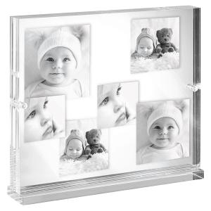 Clearness 4 Layers Acrylic Multi Frame