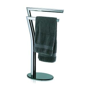 Seven Towel Holder Chrome