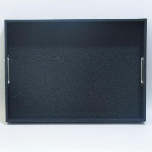 Rectangular Tray Leather Dark BlueRectangular Tray Leather Dark Blue