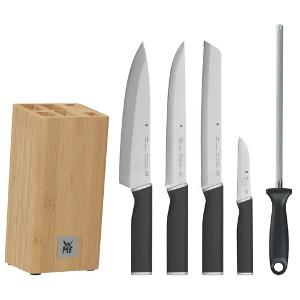 Knife Block With 6 Kinves