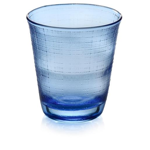 DENIM Tumbler 270ml Blue Set of 6 Pieces