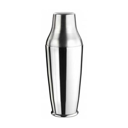 Cocktail Shaker Set Of 2 Pieces Stainless Steel