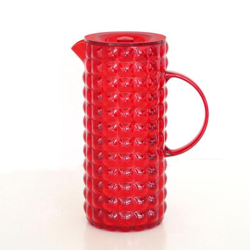 Tiffany Pitcher 1.75 Liter Red