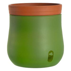 Large Plant Pot Green