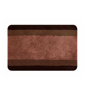 Balance Bathroom Rug Bath Mat Dia 60x90cm Brown