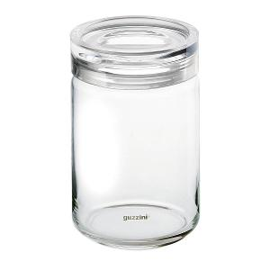 Kitchen Storage Jar Dia 12x H 22.5cm Capacity 1500cc Transparent