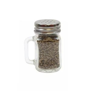 Mini Mason Shaker 45ml with S/Steel Lid