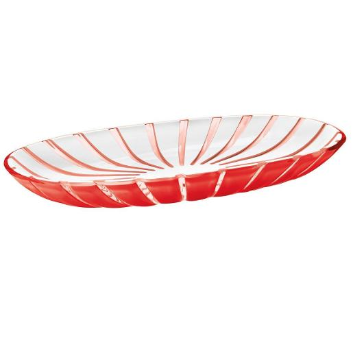 Grace Serving Platter Red