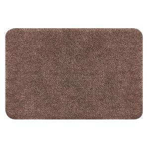 Brizzolo Bathroom Rug Brown 60x90 cm