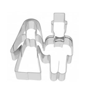 Bridal Couple Cutter