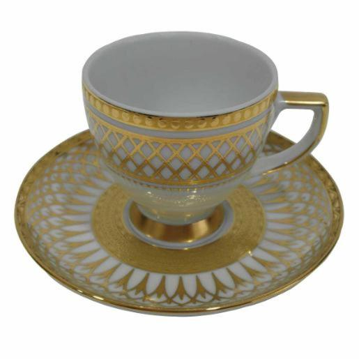 Turkish Coffee Cup Set of 6