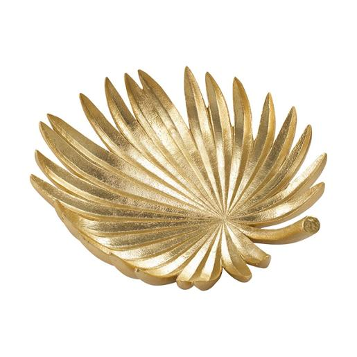 Golden Resin Bowls From The Golden Age Decorative line