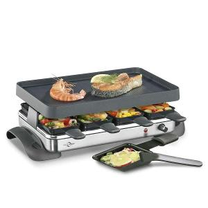 Exclusive 8er Raclette Grill