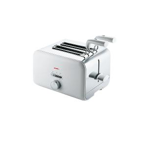 Electronic Toaster 850 Watt White
