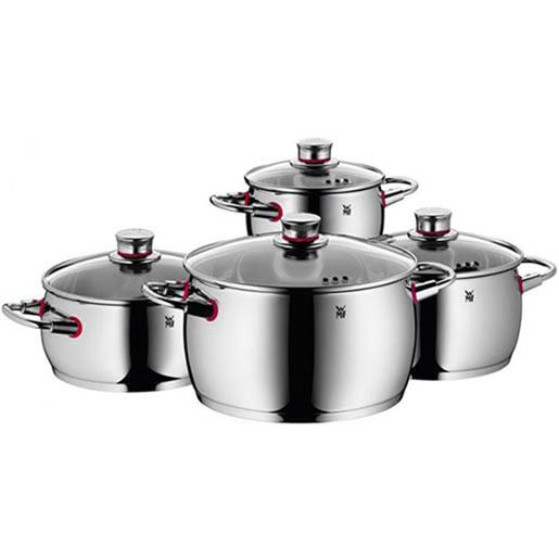 Quality One Cookware Set of 4 Pieces