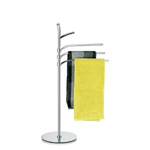 Saltus Standing Towel Rack for Bathroom