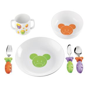 Tip Top Child Dinner Set of 6 Pieces