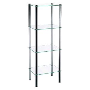 Lars Shelving Unit 4 Shelves