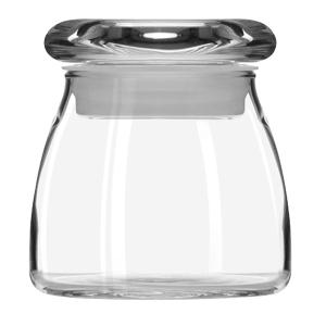 Vibe Glass Jar 133ml With Lid