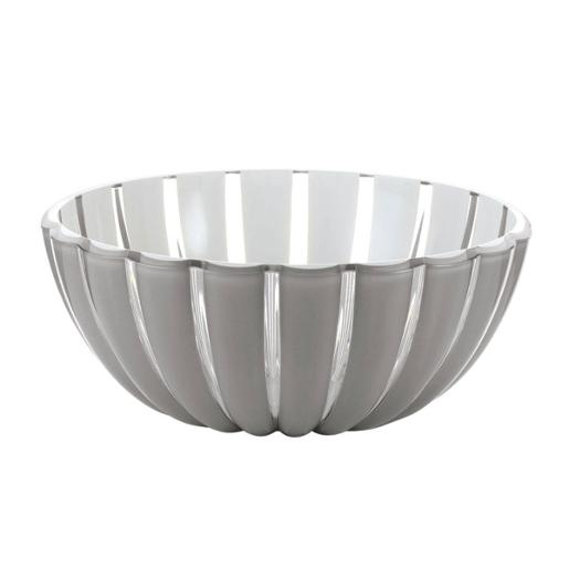 Grace Bowl Dia 25cm Grey