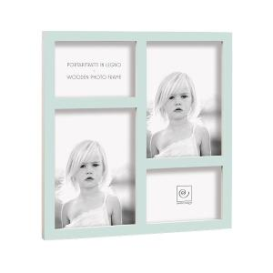 Multi Picture Frame Green