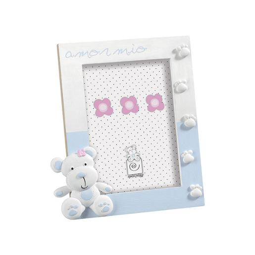 Baby Picture Frame 13x18cm Blue