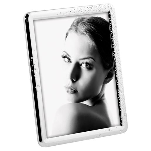 Stars Shiny Metal Photo Frame With Crystals