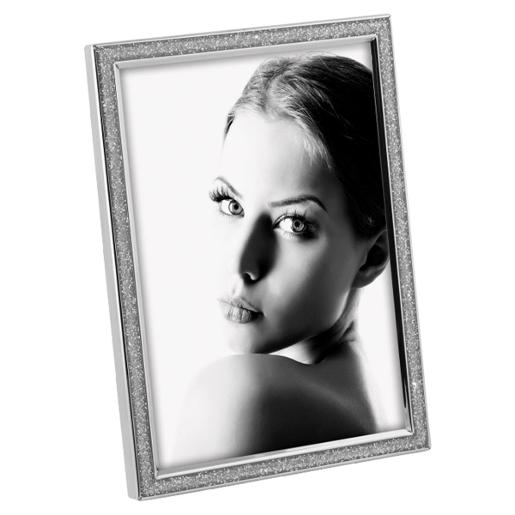 Stardust Shiny Metal Photo Frame With Glitter
