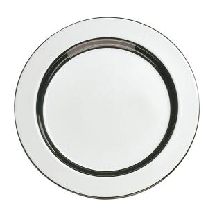 Coaster Dia 9cm Set of 6 Pieces Stainless Steel