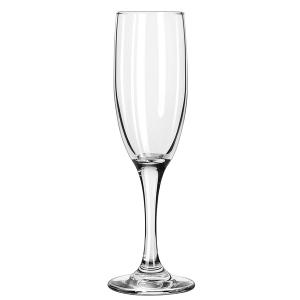 Flute Glass 177ml Set of 6
