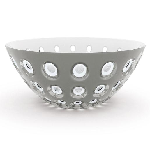 My Fusion Bowl 25cm Gray / Red